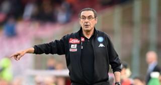 Maurizio Sarri Napoli Cagliari Serie A