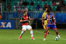Everton Ribeiro Bahia x Flamengo 25062017