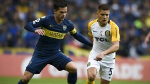 Gago Leonardo GIl Boca Rosario Central Superliga 20102018
