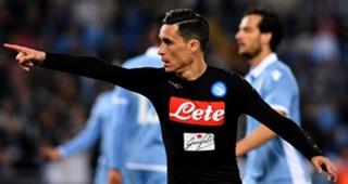José Maria Callejon Lazio Napoli Serie A