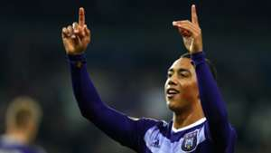 youri tielemans rsc anderlecht jupiler league 110316