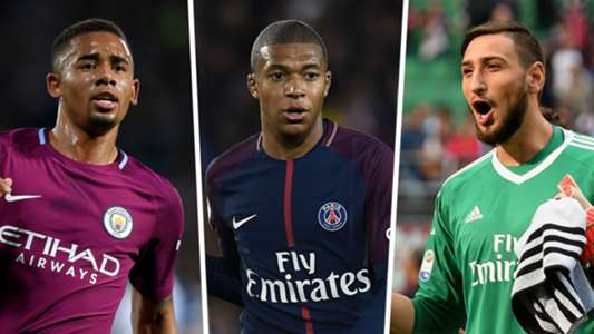 FIFA 18 best young players