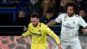Miguel Layun Marcello Villarreal Real Madrid
