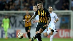 Rijeka AEK Livaja 14092017 Uefa Europska liga