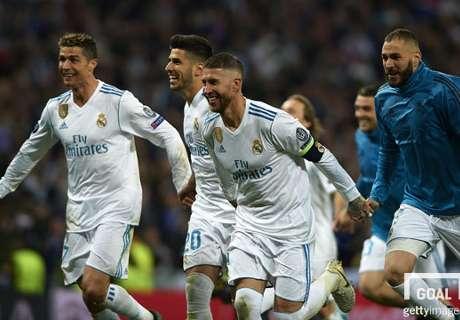 Apuestas: Real Madrid gana a cuota 8.0 o Liverpool gana a cuota 11.0