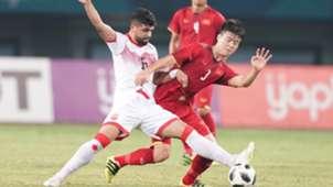 Olympic Việt Nam Olympic Bahrain Vòng 1/8 ASIAD 2018