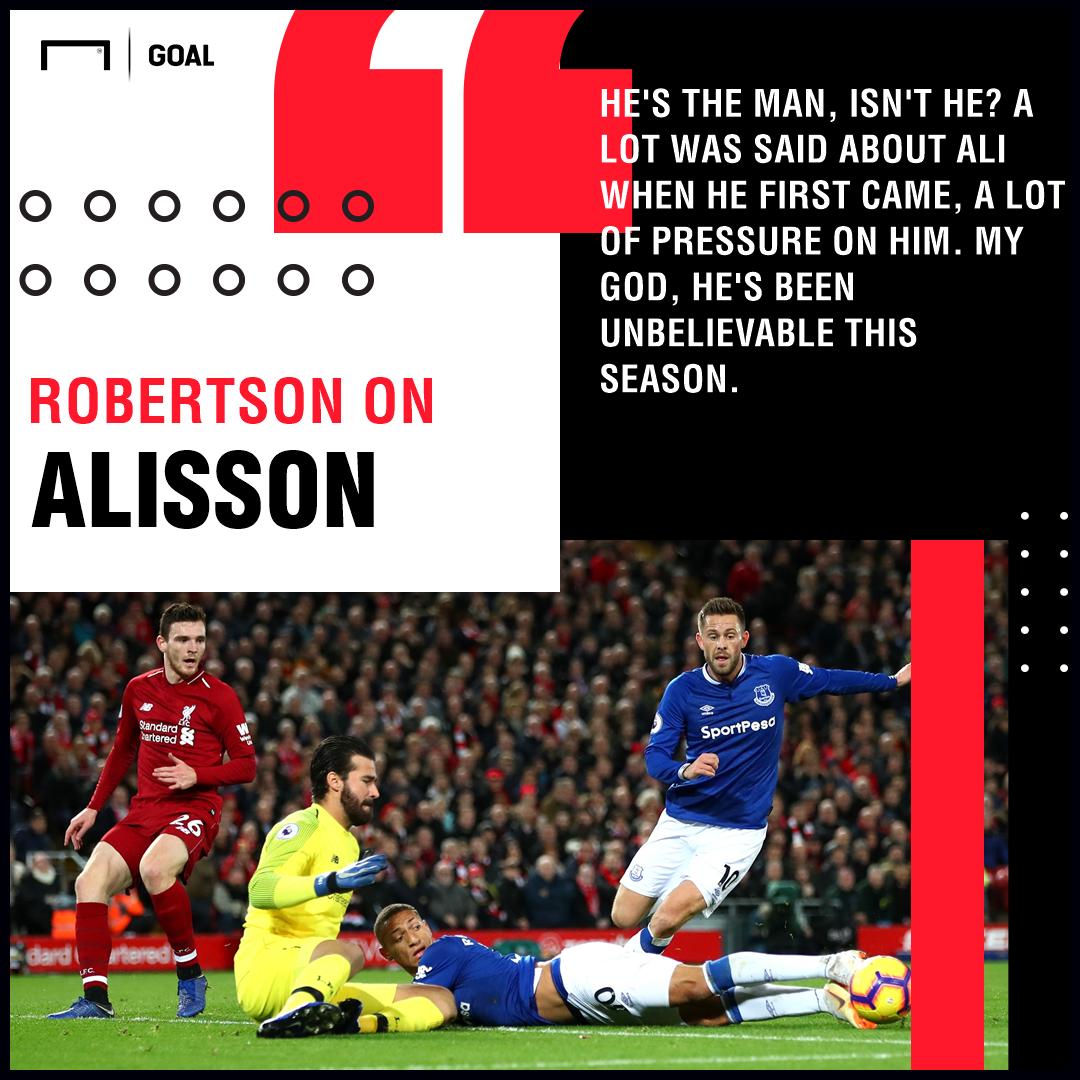 Alisson Robertson Liverpool PS