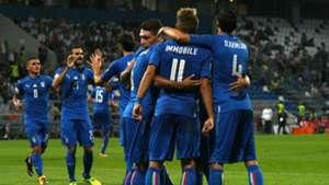 Ciro Immobile Italy Israel