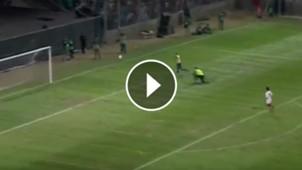 VIDEO PLAY GOL Martin Palermo San Luis 08072017