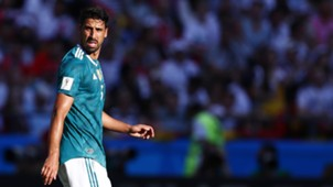 South Korea Germany Sami Khedira