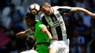 Bonucci Juventus Crotone Serie A