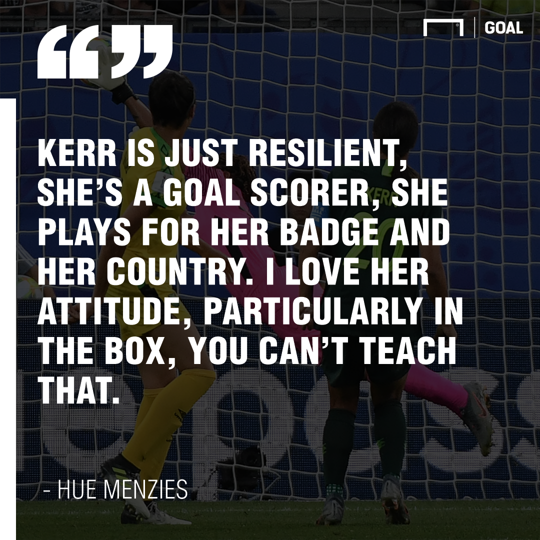 Kerr PS quote