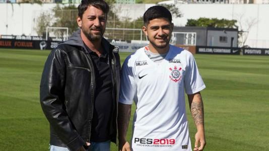 Sergio Díaz chega ao Corinthians