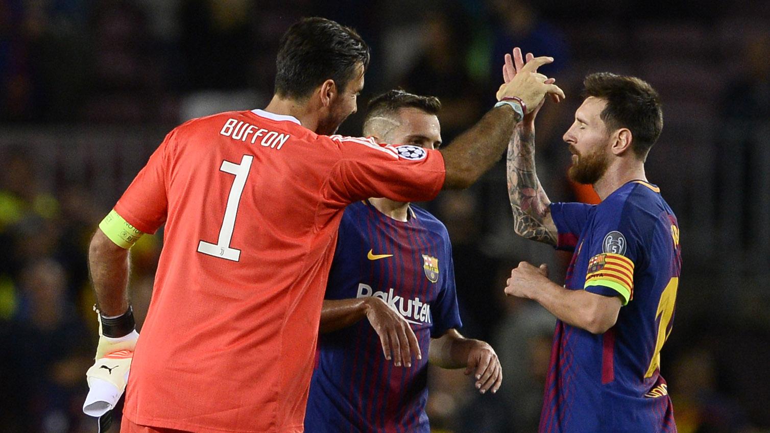 Barça, il sogno di Messi: