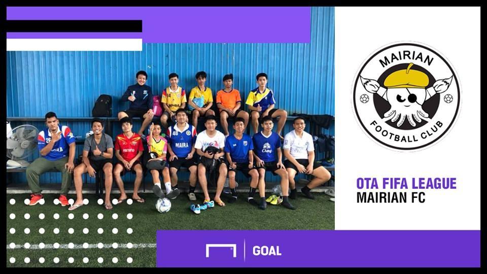 ผลการค้นหารูปภาพสำหรับ โปรไฟล์ทีม โอตะ ฟีฟ่า ลีก : MAIRIAN FC