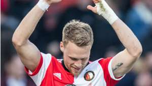Nicolai Jörgensen, Feyenoord - AZ, Eredivisie 03112018