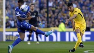 Paolo Goltz Boca Juniors Godoy Cruz Superliga Argentina 2017