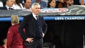 Carlo Ancelotti Bayern Munich UCL 18042017