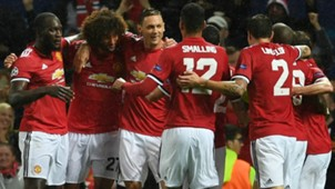 Manchester United Champions League 2017