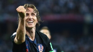 Argentina Luka Modric Croatia World Cup 2018