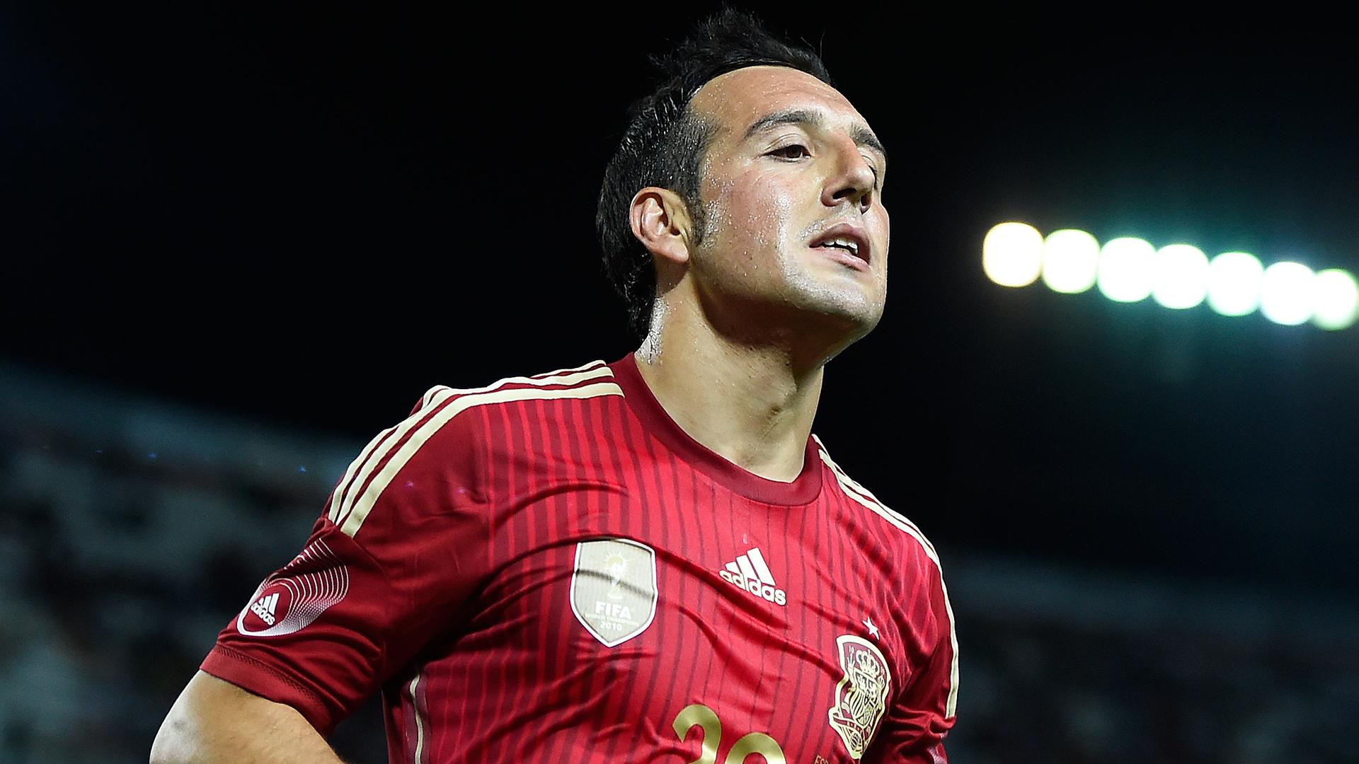 Villarreal midfielder Santi Cazorla stunned by Spain recall