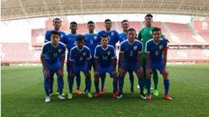 India U16 DPR Korea U16 Hua Shan Cup CFA International Youth Football