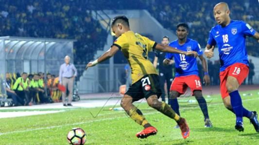 Nazriul Naim, Perak, Mahali Jasuli, Johor Darul Ta'zim, Super League, 25/07/2017
