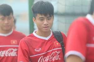 Phan Thanh Hau Vietnam training Asian Cup 2019