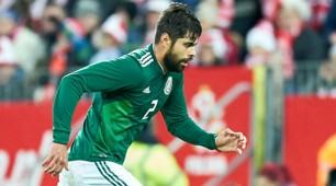Néstor Araujo Selección mexicana 061217