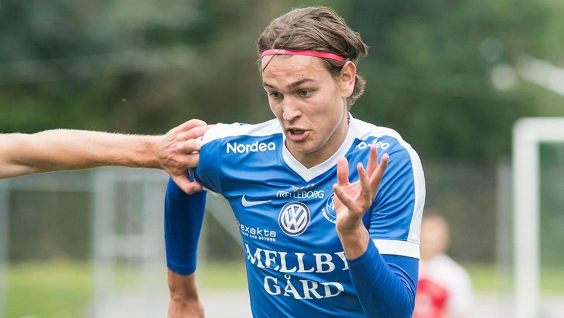 Noah Christoffersson Trelleborgs 280918