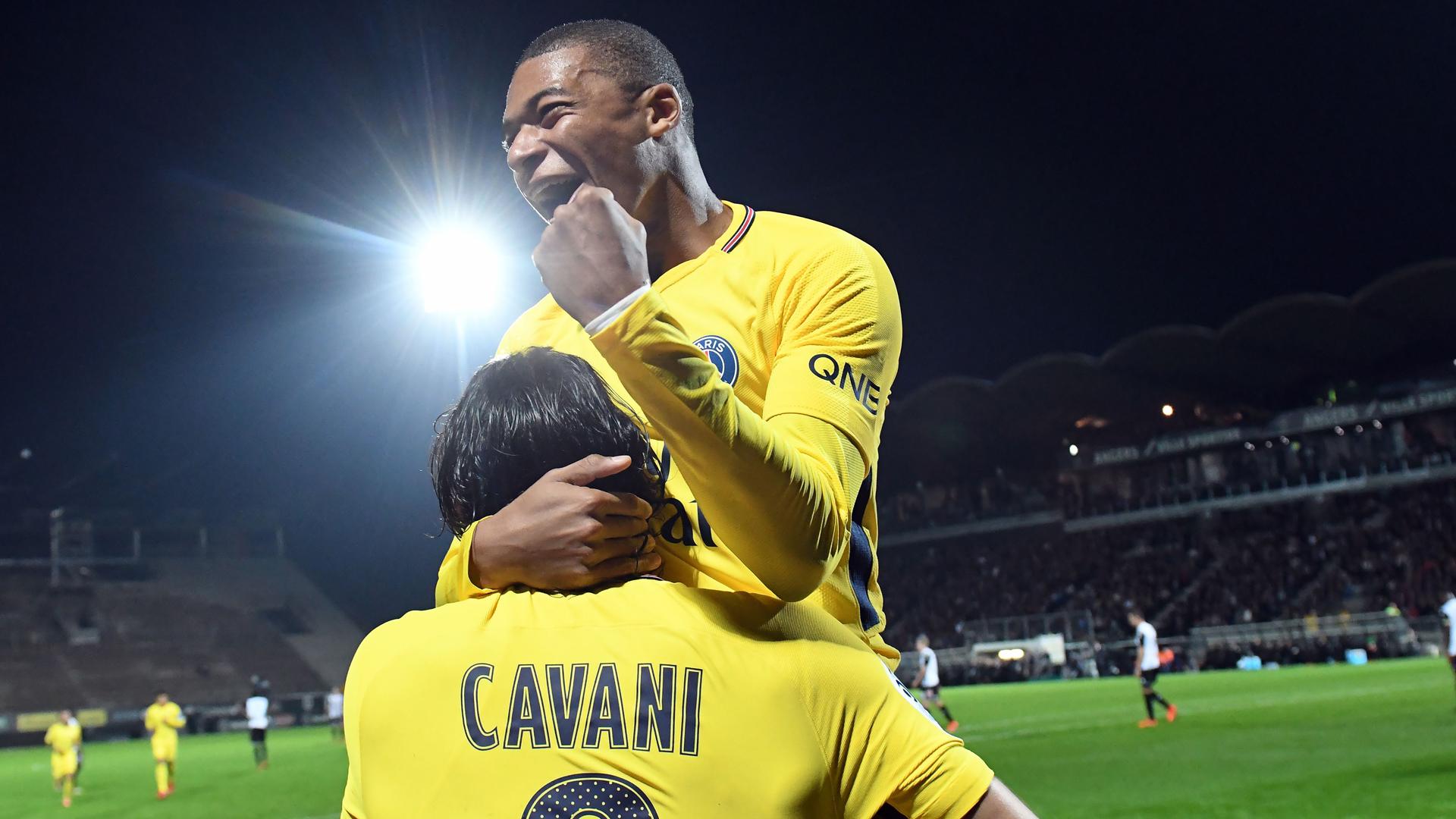 PSG Angers Ligue 1 11042017