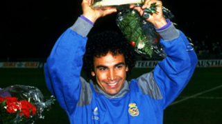 Hugo Sanchez Real Madrid