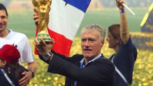 Didier Deschamps France World Cup champions 15072018