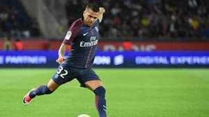 Dani Alves PSG TFC Ligue 1 20082017