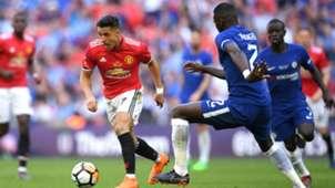 Alexis Sanchez FC Chelsea Manchester Untied 19052018