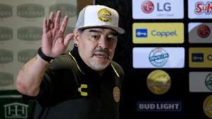 Diego Maradona Dorados 100918