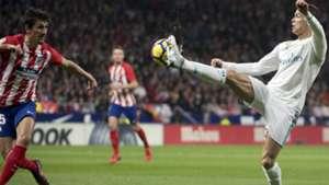Savic Cristiano Ronaldo Atletico Madrid Real Madrid LaLiga