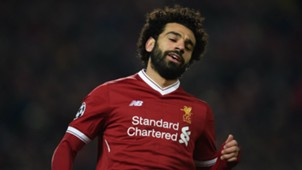 Mohamed Salah, Liverpool v Porto, Champions League 17/18