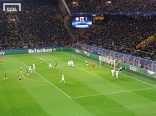 Son vs Dortmund