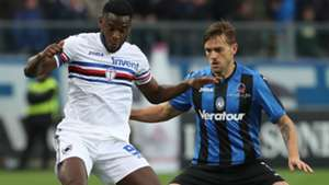 Duvan Zapata Toloi Atalanta Sampdoria Serie A