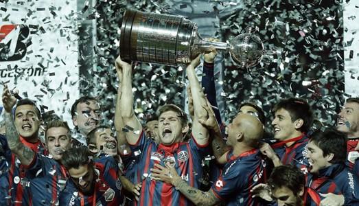 San Lorenzo campeón Libertadores