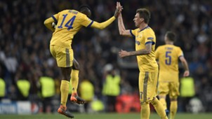 Matuidi Mandzukic Juventus Champions League