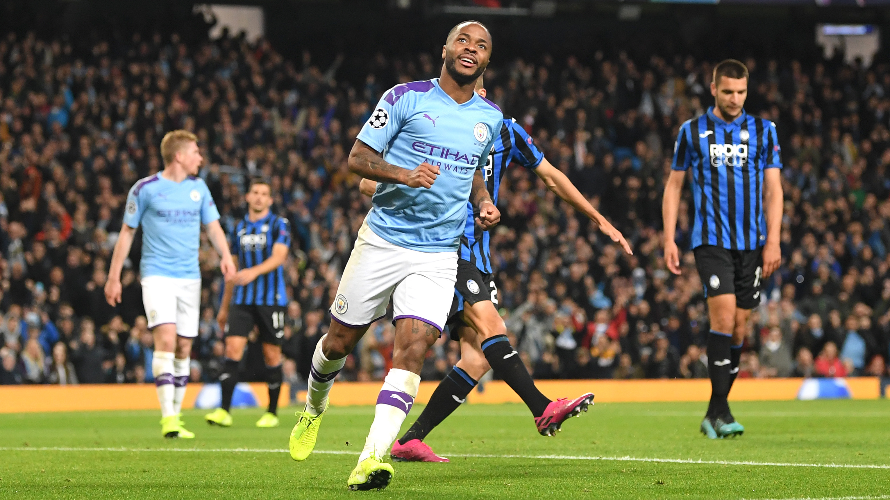 Sterling one of the top five players in the world - Ferdinand