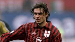 Paolo Maldini 1999 AC Milan