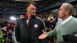 Louis van Gaal, Uli Hoeness, Bayern Munich