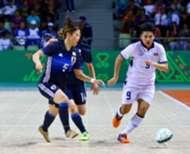 ฟุตซอลหญิง | ไทย - ญี่ปุ่น