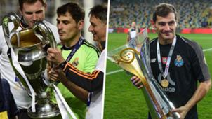 Casillas split