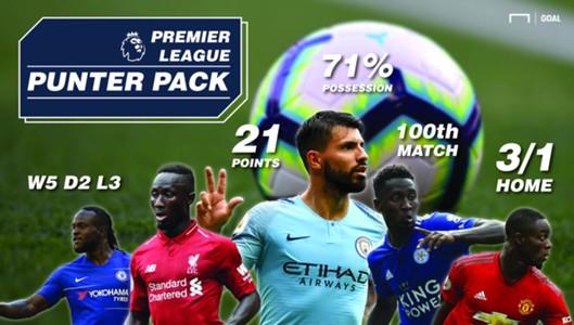 Premier League Punter Pack