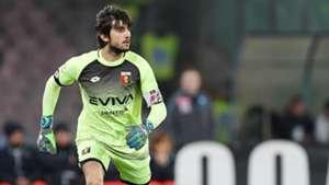 Mattia Perin Genoa Serie A