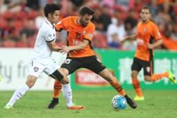 Manuel Arana Brisbane FC